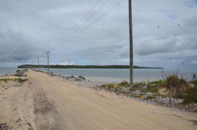 Vår øya, Foa skimes på den andre siden